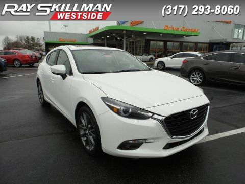 New 2018 Mazda3 GT A