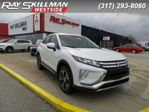 New 2018 Mitsubishi Eclipse Cross SE 1.5T S-AWC