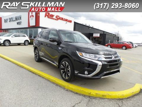 New 2018 Mitsubishi Outlander Phev 4dr Suv Gt S Awc 4wd