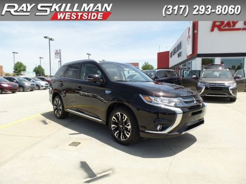 New 2018 Mitsubishi Outlander PHEV 4DR SUV GT S-AWC