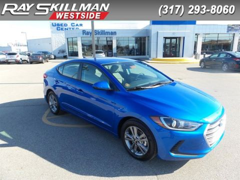 New 2018 Hyundai Elantra 4DR SDN SEL 2.0L AT