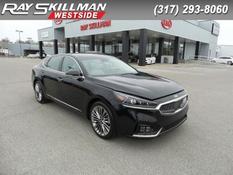 New 2018 Kia Cadenza 4DR SDN LIMITED