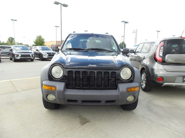 Pre Owned 2002 Jeep Liberty Sport