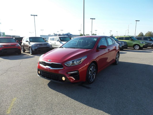 New 2019 Kia Forte 4 Door Sedan Lxs Sedan In Indianapolis K9065