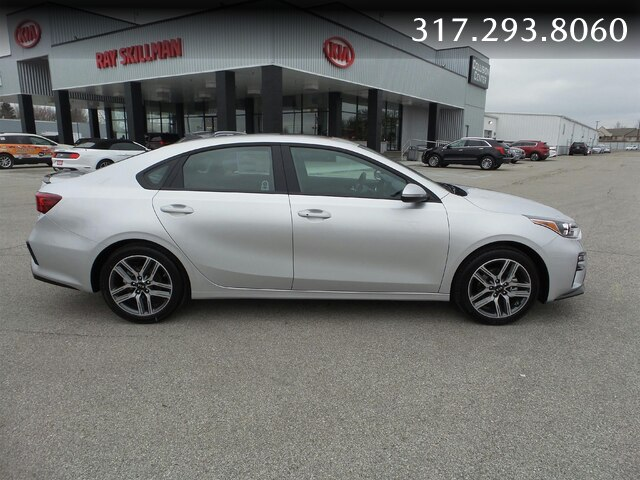 New 2020 Kia Forte 4DR SDN EX IVT