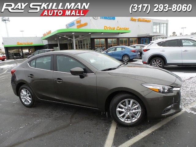 New 2018 Mazda3 SPORT 4 DOOR & New 2018 Mazda Mazda3 SPORT 4 DOOR Sedan in Indianapolis #Z9655 ...