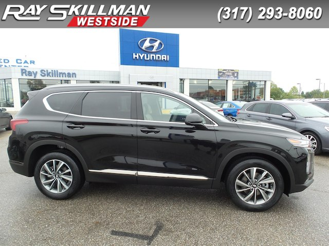 New 2019 Hyundai Santa Fe 4DR AWD SEL PLUS 2.4