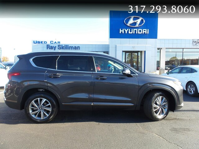 New 2020 Hyundai Santa Fe 4DR FWD LTD 2.4 AT