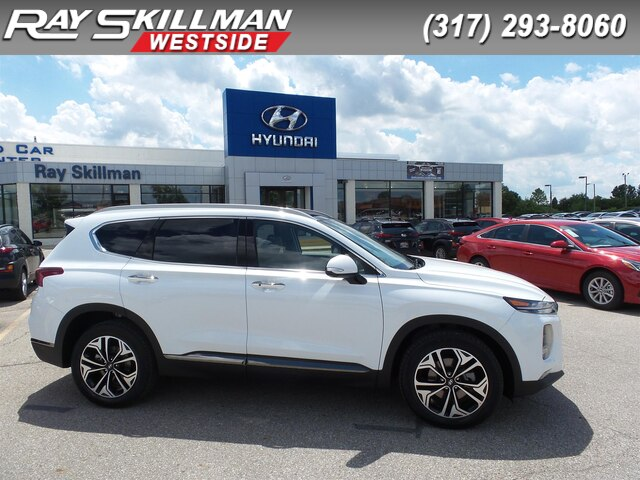 New 2020 Hyundai Santa Fe 4dr Awd Ltd 2 0 At With Navigation Awd