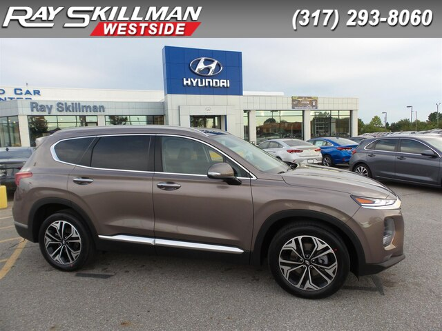 New 2019 Hyundai Santa Fe 4DR AWD ULTIMATE 2.0