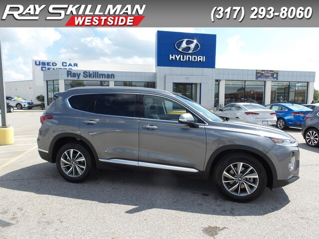 New 2019 Hyundai Santa Fe 4dr Awd Ltd 24 Suv In Indianapolis H6641