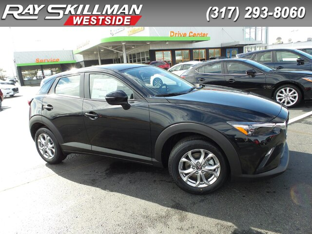 New 2019 Mazda Cx 3 Sport Awd Awd