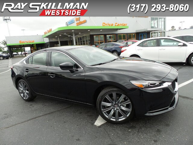 New 2019 Mazda6 4DR SDN TOURING AT