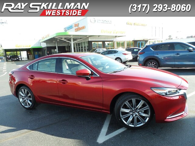 New 2018 Mazda6 4DR SDN GR TOUR AT