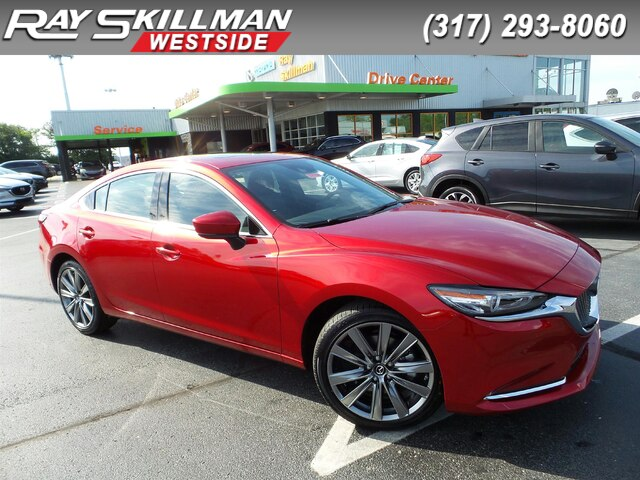New 2019 Mazda6 4DR SDN SIGNATURE AT
