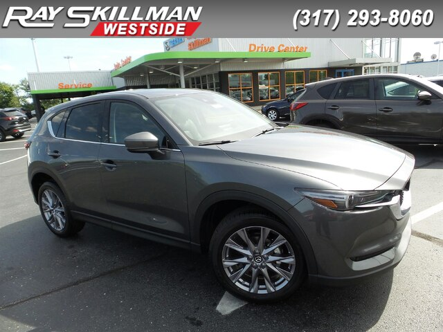 New 2019 Mazda CX-5 GRAND TOURING AWD AT
