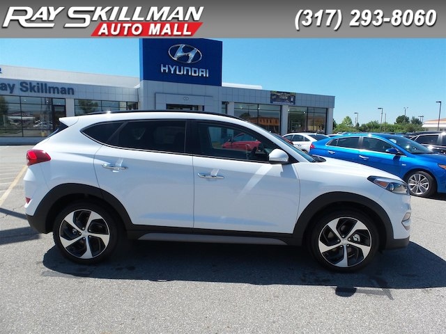 New 2018 Hyundai Tucson 4DR AWD LIMITED SUV in Indianapolis H6476