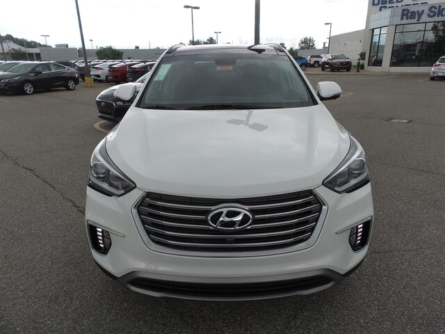 New 2019 Hyundai Santa Fe XL LTD ULT AWD AWD