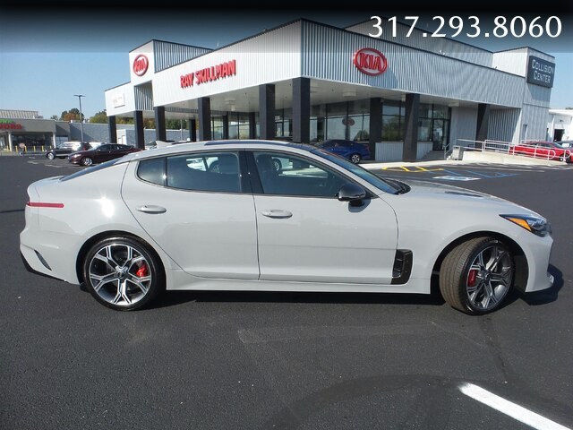 New 2021 Kia Stinger 4DR SDN GT2 AWD