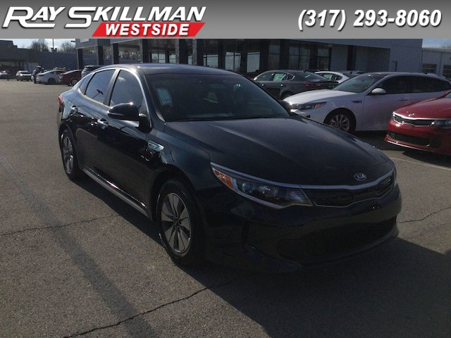 New 2018 Kia Optima Hybrid 4DR SDN LX