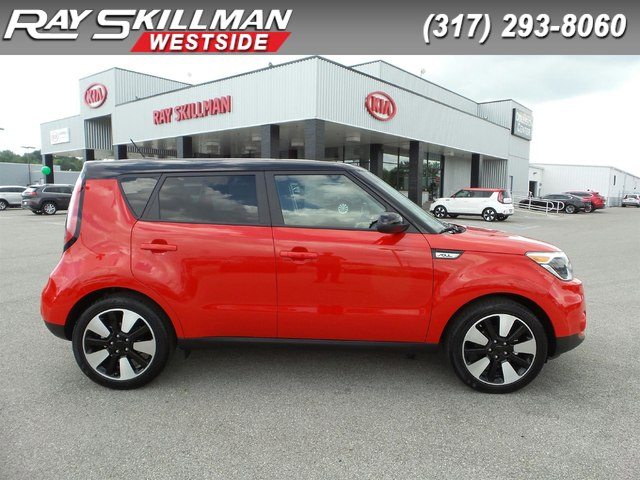 New 2019 Kia Soul 5DR WGN + AT