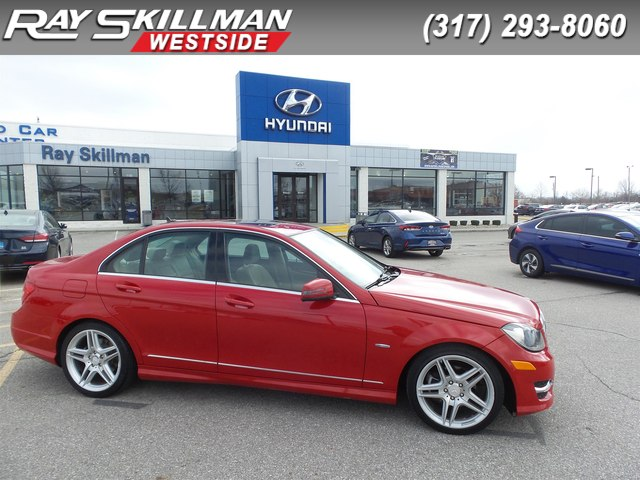 Pre-Owned 2012 Mercedes-Benz C 250 4DR SDN C250 C 25