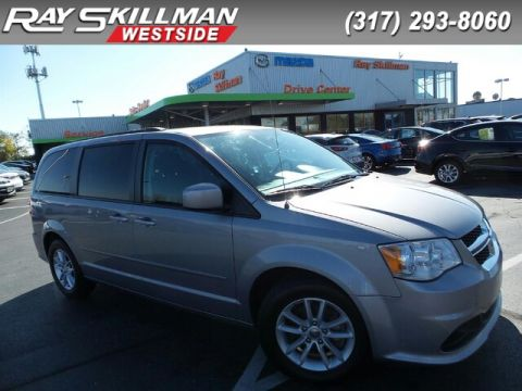 Pre-Owned 2014 Dodge Grand Caravan SXT
