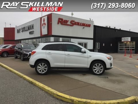 Pre-Owned 2015 Mitsubishi Outlander Sport 2.4 GT