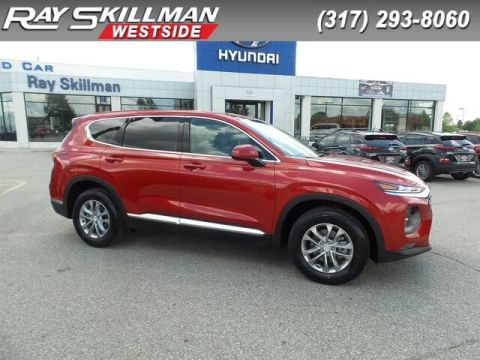 New 2020 Hyundai Santa Fe 4DR FWD SEL 2.4 AT