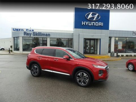 New 2020 Hyundai Santa Fe 4DR AWD SEL 2.0 AT