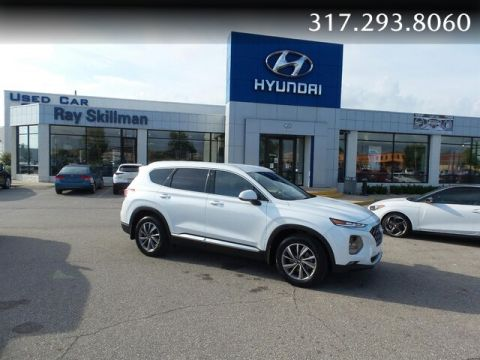 New 2020 Hyundai Santa Fe 4DR AWD SEL 2.4 AT