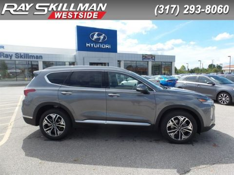 New 2019 Hyundai Santa Fe 4DR FWD ULTIMATE 2.0