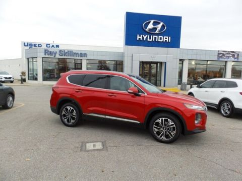 New 2020 Hyundai Santa Fe 4DR FWD LTD 2.0 AT
