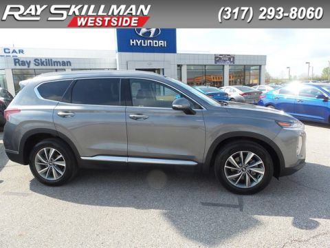 New 2019 Hyundai Santa Fe 4DR AWD ULTIMATE 2.4