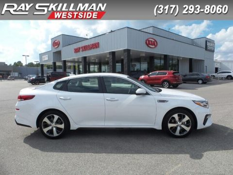New 2020 Kia Optima AUTO 2.4L S