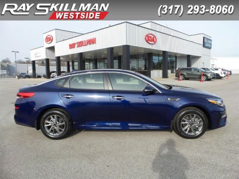 New 2019 Kia Optima 4DR SDN LX