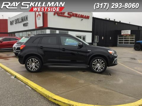 New 2019 Mitsubishi Outlander Sport SPORT 2.4 GT AWC