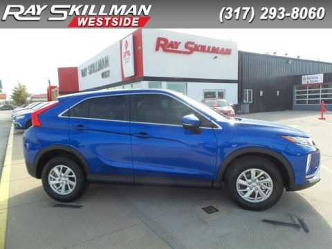 New 2019 Mitsubishi Eclipse Cross 5DR HB ES FWD