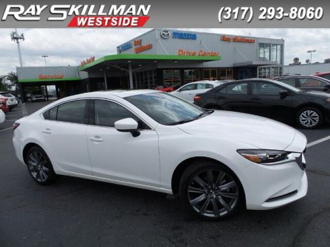 New 2019 Mazda6 4DR SDN GR TOUR AT