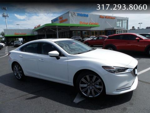 Pre-Owned 2019 Mazda6 GRAND TOURING RES