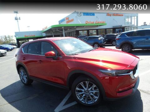 New 2020 Mazda CX-5 GRAND TOURING AWD AT