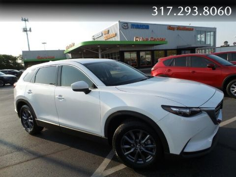 New 2021 Mazda CX-9 4DR AWD TOUR