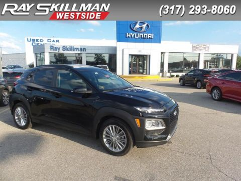 New 2019 Hyundai Kona 4DR SEL 2.0L AT